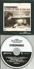 STEREOPHONICS BESTof LIVE & ACOUSTIC & VIDEO Europe NEWSPAPER PROMO CD USA seler