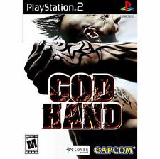 God Hand PS2 PlayStation 2 Video Game Mint Condition UK Release