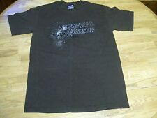 DROP DEAD GEORGEOUS BROWN  T SHIRT  JUNIORS SIZE SMALL