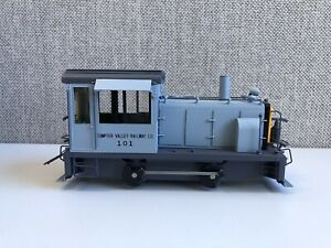 Accucraft Diesel Switcher 0-4-0 Sumpter Valley RR#101    On3 Or On30