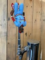 ST LOUIS CARDINALS Beer Keg Tap Handle Ozzie Smith Kegerator MLB Blue Jersey