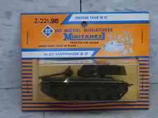 Roco / Herpa Minitanks (NEW) Modern US M-47 Patton Medium Tank Lot #420
