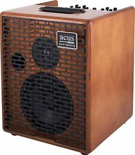 ACUS ONE FORSTRINGS 6 100W ACOUSTIC GUITAR AMP NATURAL WOOD
