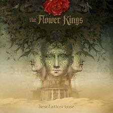 THE FLOWER KINGS - DESOLATION ROSE (LIMITED EDITION)  CD  18 TRACKS METAL  NEUF