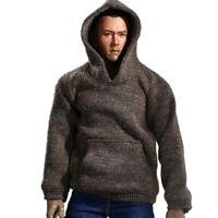 Costume de soldat de sweat-shirt masculin à l'échelle 1: 6 pour accessoires