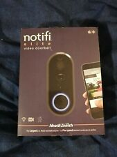Notifi Elite Wired Video Doorbell