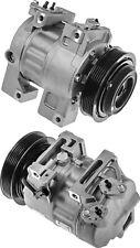 A/C Compressor Omega Environmental 20-11570-AM
