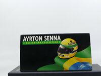 Minichamps Lotus Renault 97T Senna 1985 15 Years of Ayrton Senna Institute 1:43