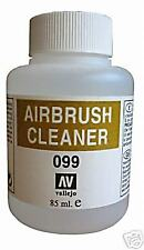 Limpiador de Aerógrafo Vallejo 85ml # 099