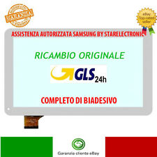 Touch Screen Mediacom I10A3G M-MPI10A3G SMARTPAD i10 3G Vetro Bianco