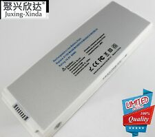 "New Laptop Battery For Apple Macbook 13"" inch white MAC A1185 A1181 MA255 UK"