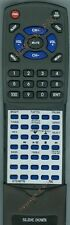 Replacement Remote for TEAC RC1223A, 02170DX90I1700, MCDX90I