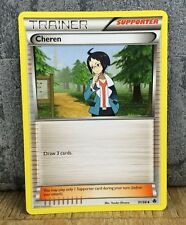 Cheren 91//98 BD2 Uncommon Mint Pokemon Card