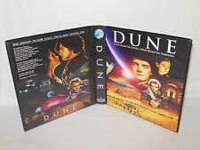 Custom Made Dune Trading Card Album Binder