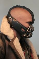 Hot Toys Bane - head sculpt MODIFIED  Tom Hardy