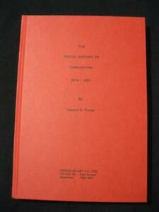 THE POSTAL HISTORY OF TANGANYIKA 1915-1961 by EDWARD B PROUD