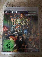 dragon's crown jeu PS3 complet très bon état