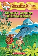 Geronimo Stilton: Mighty Mount Kilimanjaro 41 by Geronimo Stilton (2010,...