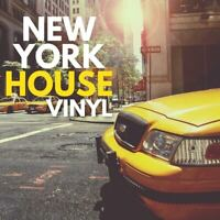 Lot of 20 **NEW YORK HOUSE** DJ VINYL..Strictly Rhythm, Cutting, MAW, Maxi ++