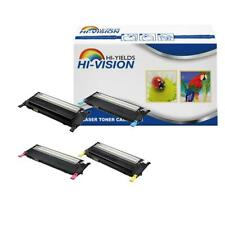 CLP315 CLP-315 CLP-315W CLP 310 CLP-310 4 Color Toner for Samsung Set BEST DEAL!