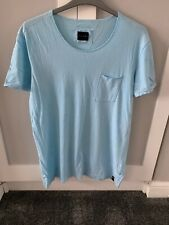 Light Blue T Shirt Size XXL From Sisley