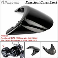 Rear Seat Cowl Cover For Suzuki VZR 1800 Intruder 2005-06 Boulevard M109R 06-14