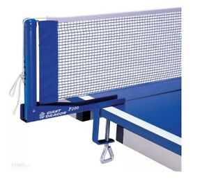 Table Tennis Net with Post Stand Set Ping Pong Replacement Mesh Standard