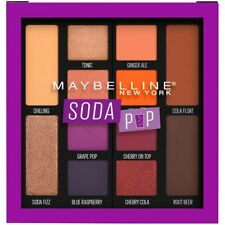 Maybelline Soda Pop Eyeshadow Palette Makeup NEW