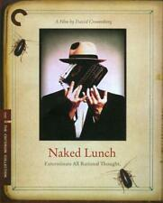 NAKED LUNCH NEW BLU-RAY