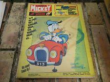 Le journal de MICKEY N° 1211 de 1975 bon état d'usage. ( voir photo )