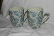 2 Mugs Lovely Cuppa Floral