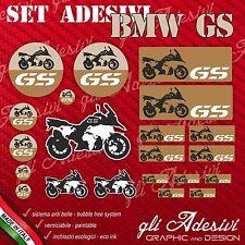 Kit Adesivi Stickers BMW R 1200 1150 1100 800 GS Moto