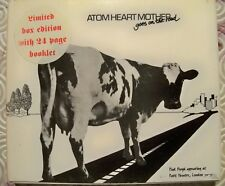 """PINK FLOYD """"ATOM HEART MOTHER GOES ON THE ROAD"""" DOUBLE CD LIVE LONDON 1970/71"""