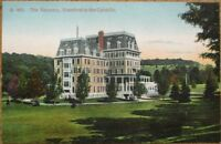 Stamford-in-the-Catskills, NY 1910 Postcard: The Rexmere - New York