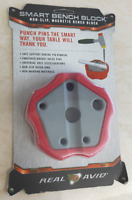 Real Avid Smart Bench Block Non-Slip & Marring Universal Gunsmith Tools