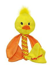 Dog Pet Tug and Squeak Toy - Durable Tough Nylon - Large Duck