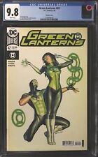 Green Lanterns #42 CGC 9.8 Brandon Peterson Variant Cover!