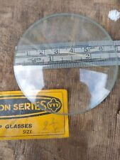 Carbide Gas Lamp Glass 2¾ Inch .. qty1 old stock.