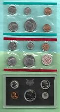 1971 U.S. Proof Set & Mint Sets original packaging 3 Total sets UNCIRCULATED