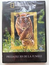 National Geographic - Les prédateurs de la jungle DVD NEUF SOUS BLISTER