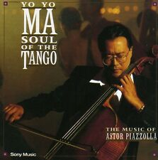 Yo-Yo Ma - Soul of the Tango [New CD]