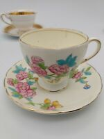 VINTAGE FOLEY CHINA ENGLAND TEA CUP AND SAUCER