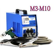 M3 M10 Studs Capacitor Discharge Studs Welder Bolt Plate Welding Machine 220v