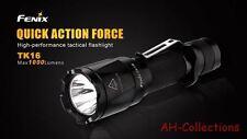 Fenix tk16 CREE xm-l2 u2 LED Lampe de poche Flashlight 1000 Lumen strobe + étui