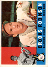 A0197 - 1960 Topps #28 Brooks Robinson - EX-MT