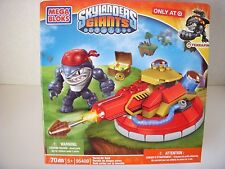 NEW Mega Bloks Skylanders Giants Turret Air Raid #95409