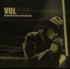 Volbeat - Guitar Gangsters & Cadillac Blood Nuevo CD