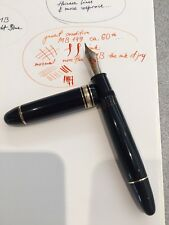 Vintage Montblanc 149 from 60-70th
