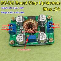 GD-PARTS 44x25mm Machined Aluminum Volume Potentiometer Knob Sound Control Capx2