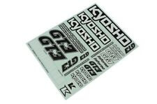 Kyosho IGD01 Decal(GT3) - KYOIGD01